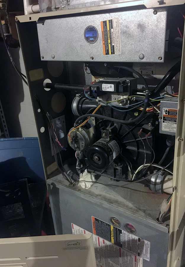 Furnace Repair Bryant Heating Amp Cooling Part 2
