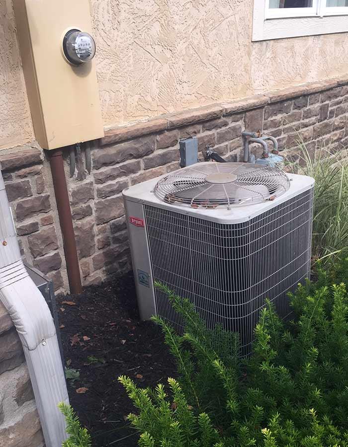 Air Conditioner Compressor Installation Bryant Heating